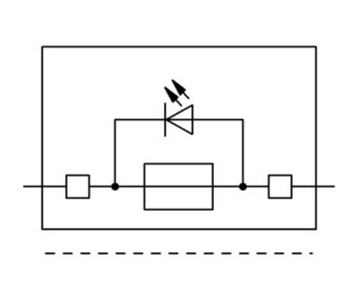 Sicherungsstecker mit Lasche 2006-921/1000-541 WAGO Inhalt: 25 St.