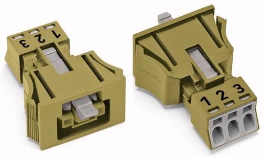 Netz-Steckverbinder WINSTA MINI Serie (Netzsteckverbinder) WINSTA MINI Buchse, gerade Gesamtpolzahl: 3 16 A Hellgrün WAG