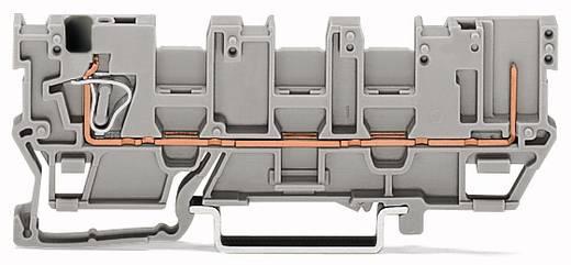 Basisklemme 5 mm Zugfeder Belegung: L Grau WAGO 769-214 50 St.