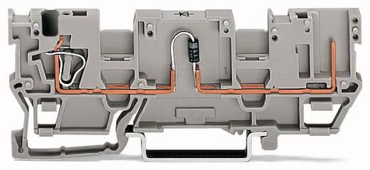 Diodenklemme 5 mm Zugfeder Grau WAGO 769-218/281-410 50 St.