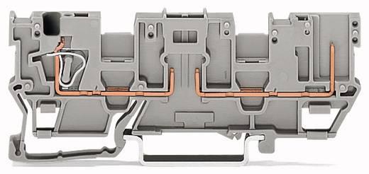 Basisklemme 5 mm Zugfeder Belegung: L Grau WAGO 769-181 50 St.