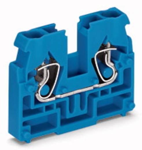 Durchgangsklemme Federklemme Blau WAGO 869-324 100 St.