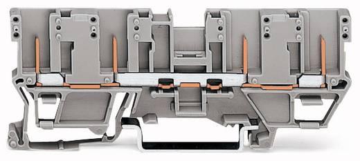 Basisklemme 5 mm Steck-Klemm Belegung: L Grau WAGO 769-151 50 St.
