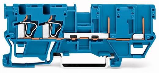 Basisklemme 5 mm Zugfeder Belegung: N Blau WAGO 769-171/000-006 50 St.
