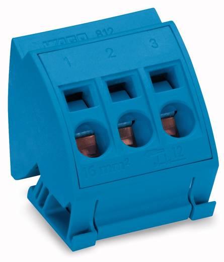 Anschlussblock 16 mm² 812-111 WAGO Inhalt: 12 St.