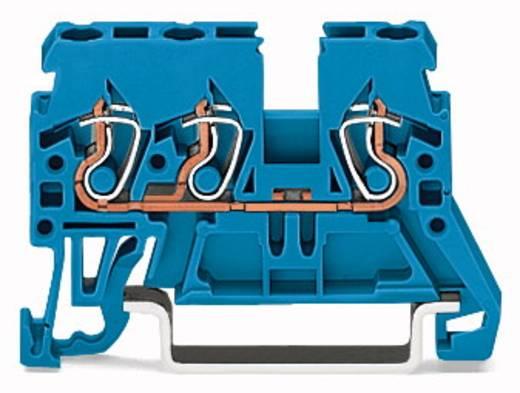 Durchgangsklemme 5 mm Zugfeder Belegung: N Blau WAGO 870-684 100 St.