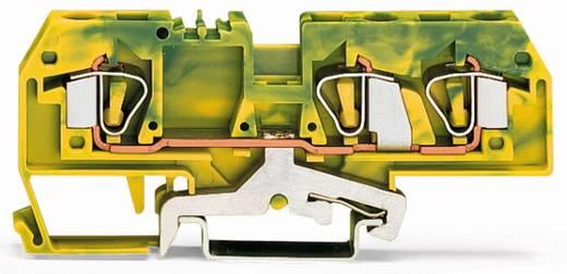 Schutzleiterklemme 8 mm Zugfeder Belegung: PE Grün-Gelb WAGO 282-687/999-950 25 St.