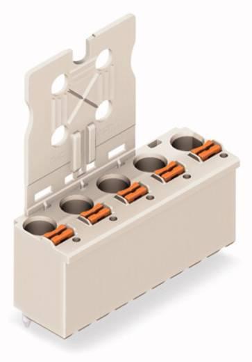 Stiftgehäuse-Platine 2092 Polzahl Gesamt 4 WAGO 2092-3154 Rastermaß: 7.50 mm 100 St.