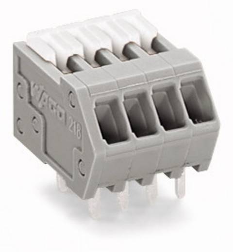 Federkraftklemmblock 0.50 mm² Polzahl 11 218-111/000-012 WAGO Orange 160 St.