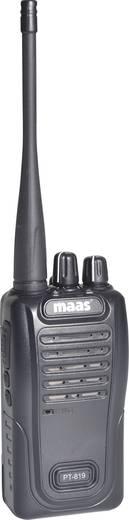 PMR-Handfunkgerät MAAS Elektronik PT-819 2016