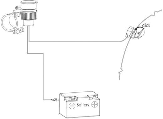 USB-Ladegerät Albrecht USB Dose 73700