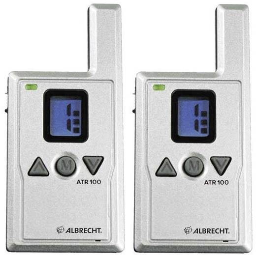 Tour Guide System Albrecht Tourist Guide ATR 100 29900.S2 2er Set