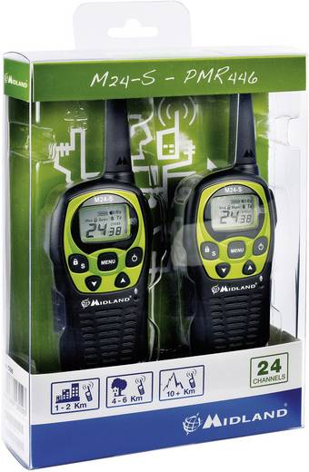 PMR-Funkgeräte-Set M24-S