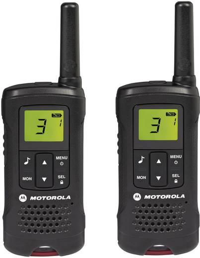 PMR-Handfunkgerät Motorola T60 188030 2er Set