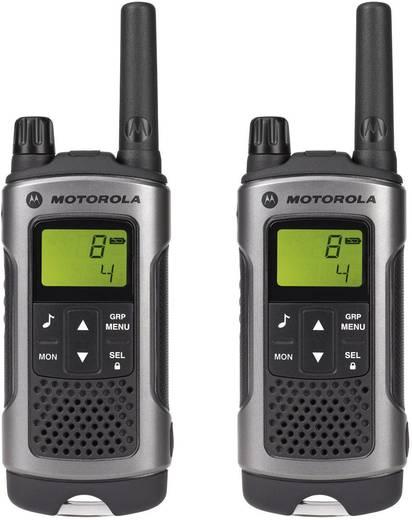 PMR-Handfunkgerät Motorola TLKR T80 2er Set