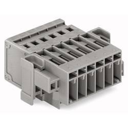 Zásuvkové púzdro na kábel WAGO 769-610/004-000, 64.70 mm, pólů 10, rozteč 5 mm, 25 ks