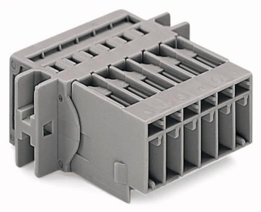 WAGO Buchsengehäuse-Kabel 769 Polzahl Gesamt 4 Rastermaß: 5 mm 769-604/002-000 50 St.
