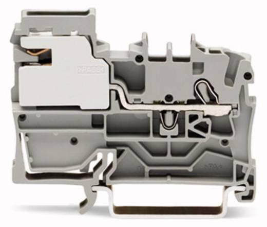 Potentialklemme 5.20 mm Zugfeder Grau WAGO 2002-7111 50 St.