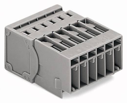 Buchsengehäuse-Kabel 769 Polzahl Gesamt 12 WAGO 769-612 Rastermaß: 5 mm 25 St.