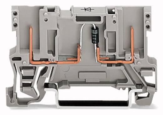 Diodenklemme 5 mm Zugfeder Grau WAGO 769-228/281-411 100 St.