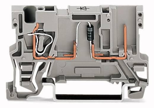 Diodenklemme 5 mm Zugfeder Belegung: L Grau WAGO 769-238/281-410 100 St.
