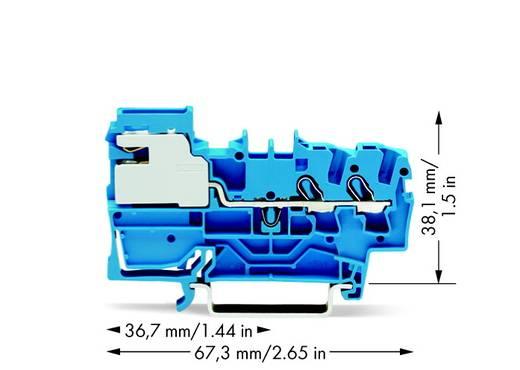 Trennklemme 5.20 mm Zugfeder Belegung: N Blau WAGO 2002-7214 50 St.