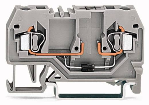 Diodenklemme 5 mm Zugfeder Belegung: L Grau WAGO 280-915/281-411 100 St.
