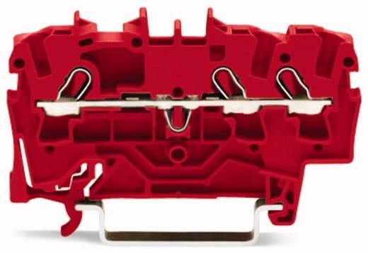 Durchgangsklemme 5.20 mm Zugfeder Rot WAGO 2002-1303 100 St.