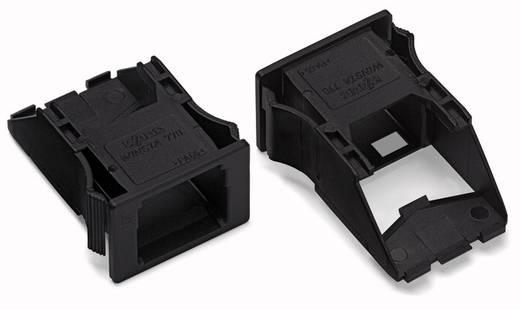 Snap-In-Rahmen WAGO 770-317 Schwarz 100 St.