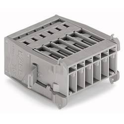 Zásuvkové púzdro na kábel WAGO 769-610/005-000, 71.30 mm, pólů 10, rozteč 5 mm, 20 ks