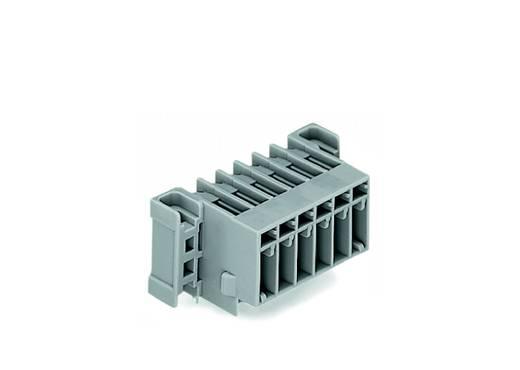 Buchsengehäuse-Platine 769 Polzahl Gesamt 6 WAGO 769-666/003-000 Rastermaß: 5 mm 50 St.