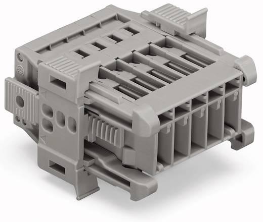 WAGO Buchsengehäuse-Kabel 769 Polzahl Gesamt 8 Rastermaß: 5 mm 769-608/006-000 25 St.