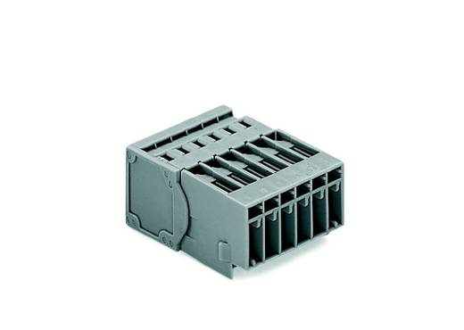 WAGO Buchsengehäuse-Kabel 769 Polzahl Gesamt 6 Rastermaß: 5 mm 769-606 50 St.