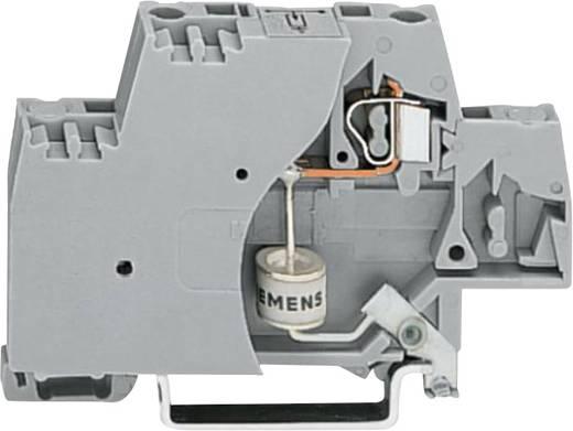 Einzelklemme 10 mm Zugfeder Belegung: L Grau WAGO 280-504/281-617 50 St.