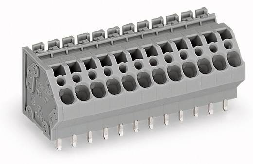 Federkraftklemmblock 0.50 mm² Polzahl 8 745-108/000-006 WAGO 60 St.
