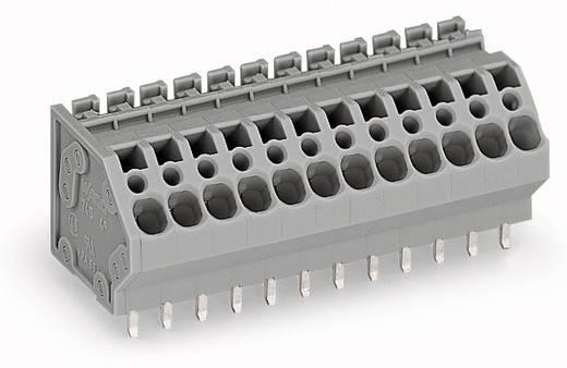 Federkraftklemmblock 0.50 mm² Polzahl 8 WAGO 60 St.
