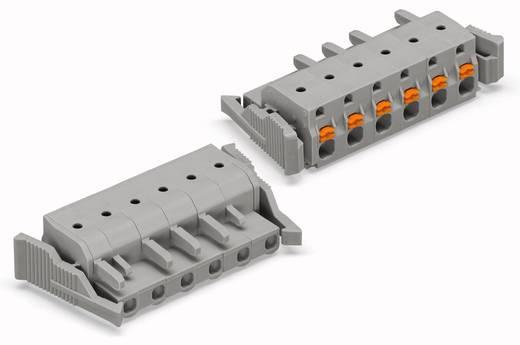 Buchsengehäuse-Kabel 2231 Polzahl Gesamt 4 WAGO 2231-204/037-000 Rastermaß: 7.50 mm 50 St.