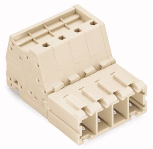 Buchsengehäuse-Kabel 831 Polzahl Gesamt 7 WAGO 831-3207 Rastermaß: 7.62 mm 12 St.