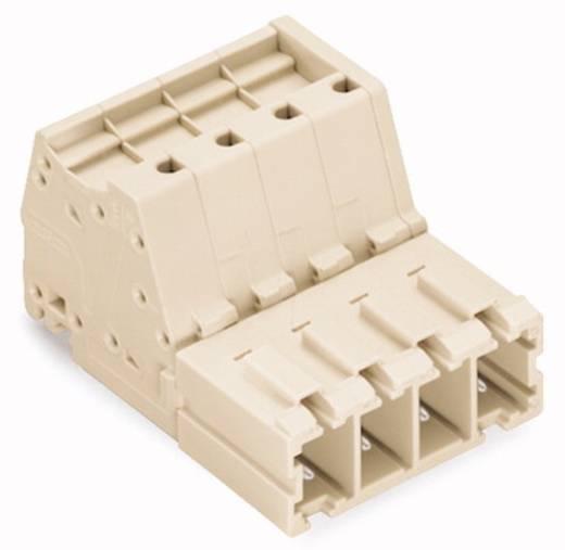 WAGO Buchsengehäuse-Kabel 831 Polzahl Gesamt 8 Rastermaß: 7.62 mm 831-3208 12 St.