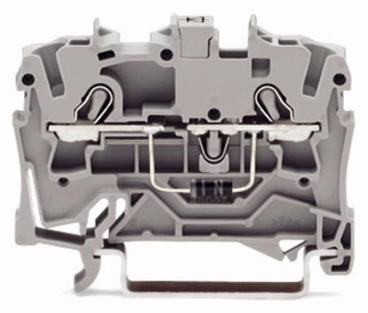 Diodenklemme 6.20 mm Zugfeder Grau WAGO 2004-1211/1000-401 50 St.