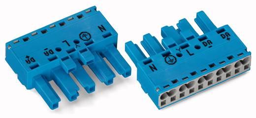 Netz-Steckverbinder Serie (Netzsteckverbinder) WINSTA MIDI Buchse, gerade Gesamtpolzahl: 5 25 A Blau WAGO 770-1105 50 S