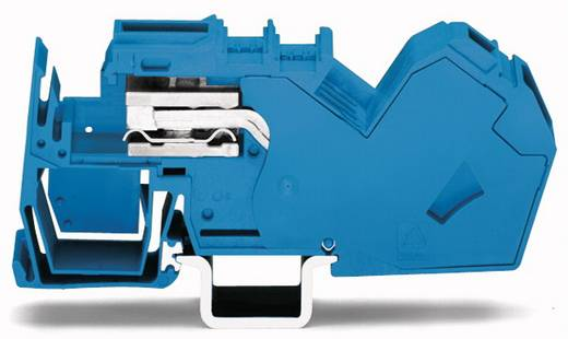 Potentialklemme 16 mm Zugfeder Belegung: L Grau WAGO 785-623 15 St.