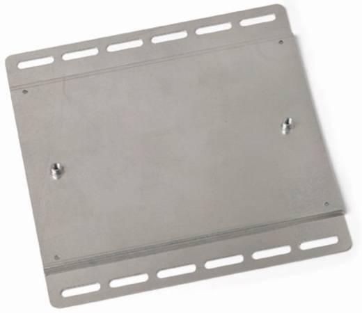 Montageplatte WAGO Silber 25 St.
