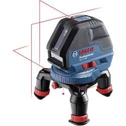 Krížová vodováha laserová samonivelačná Bosch Professional GLL 3-50, dosah (max.): 10 m, kalibrácia podľa: bez certifikátu