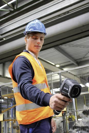 Wärmebildkamera FLIR E6 -20 bis +250 °C 160 x 120 Pixel 9 Hz Kalibriert nach DAkkS