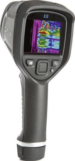 FLIR E8 Wärmebildkamera -20 bis +250 °C 320 x 240 Pixel 9 Hz