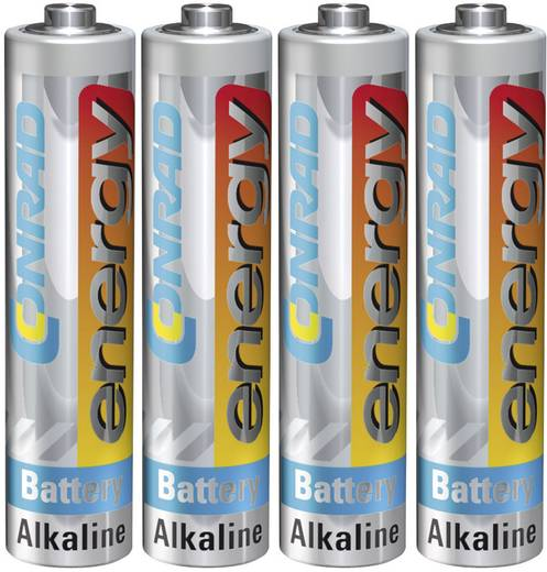 Passende Batterie, Typ Micro (AAA), bitte 2x bestellen