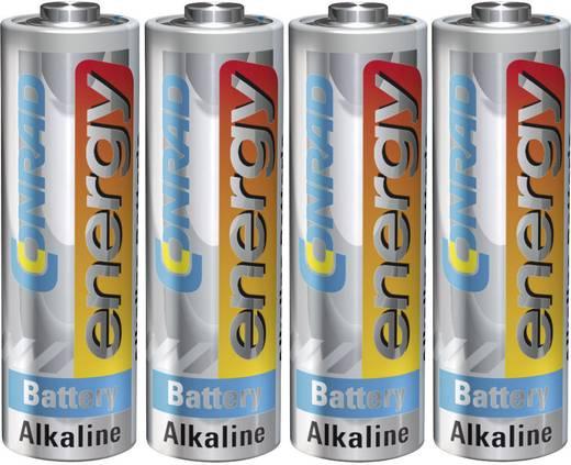 Passende Batterie, Typ Mignon (AA), bitte 3x bestellen