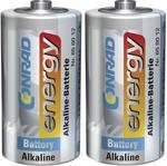 Pile LR14(C) alcaline(s) Conrad energy LR14 1.5 V 2 pc(s)