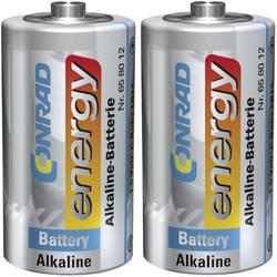 Image of Conrad energy LR14 Baby (C)-Batterie Alkali-Mangan 1.5 V 2 St.